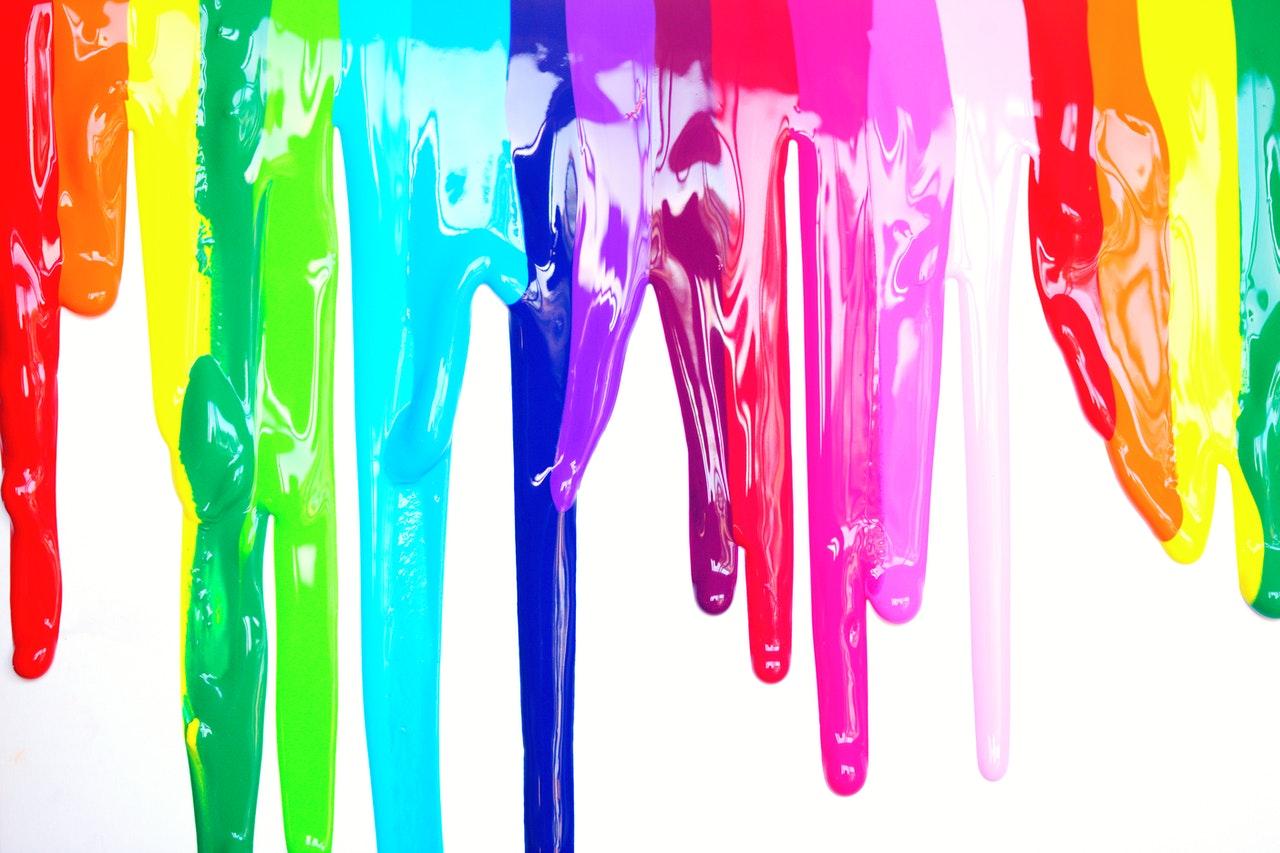 свойства на цветовете