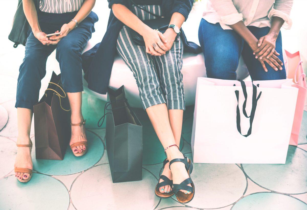 Силуети шопинг