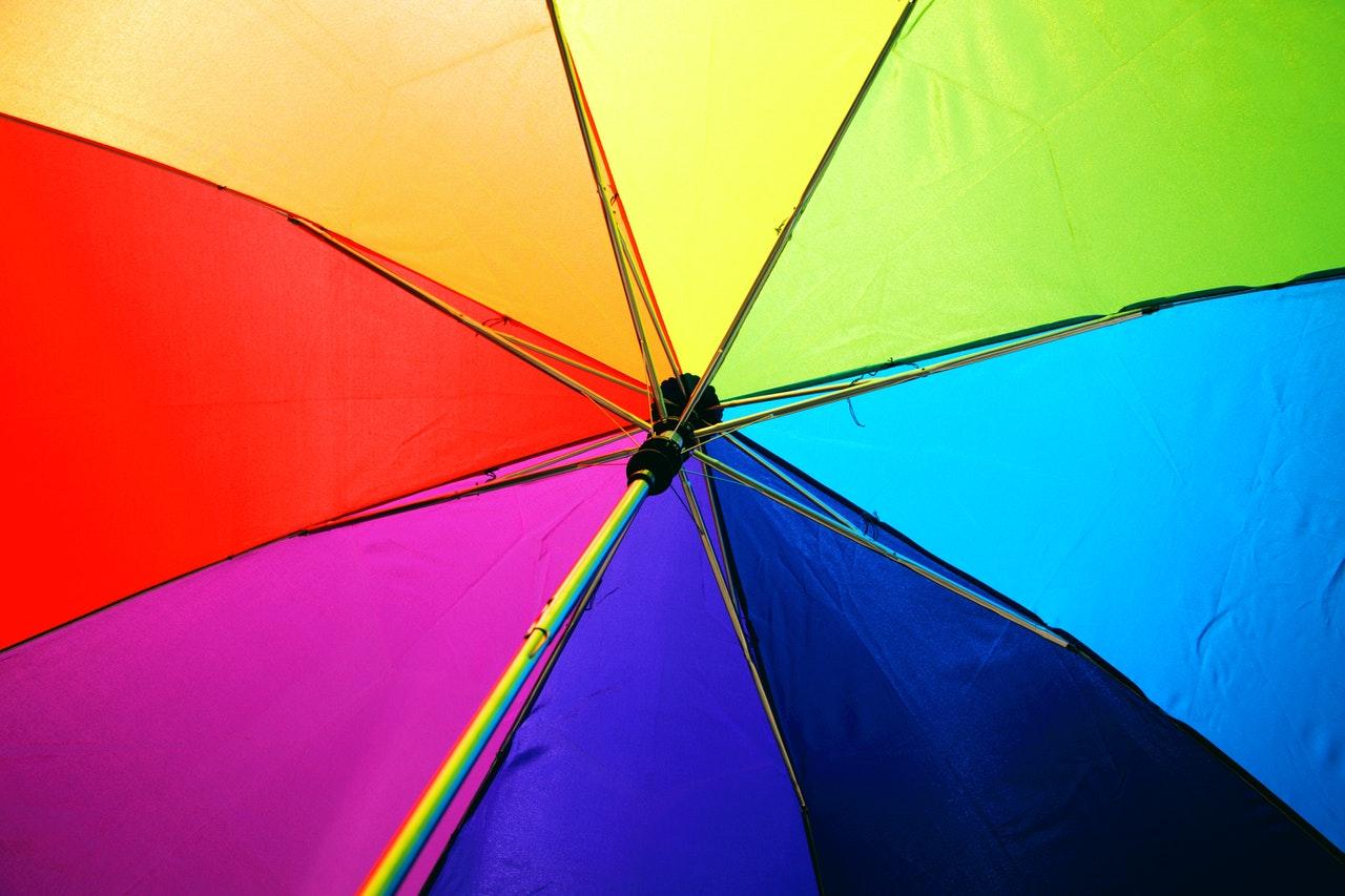 цветен кръг