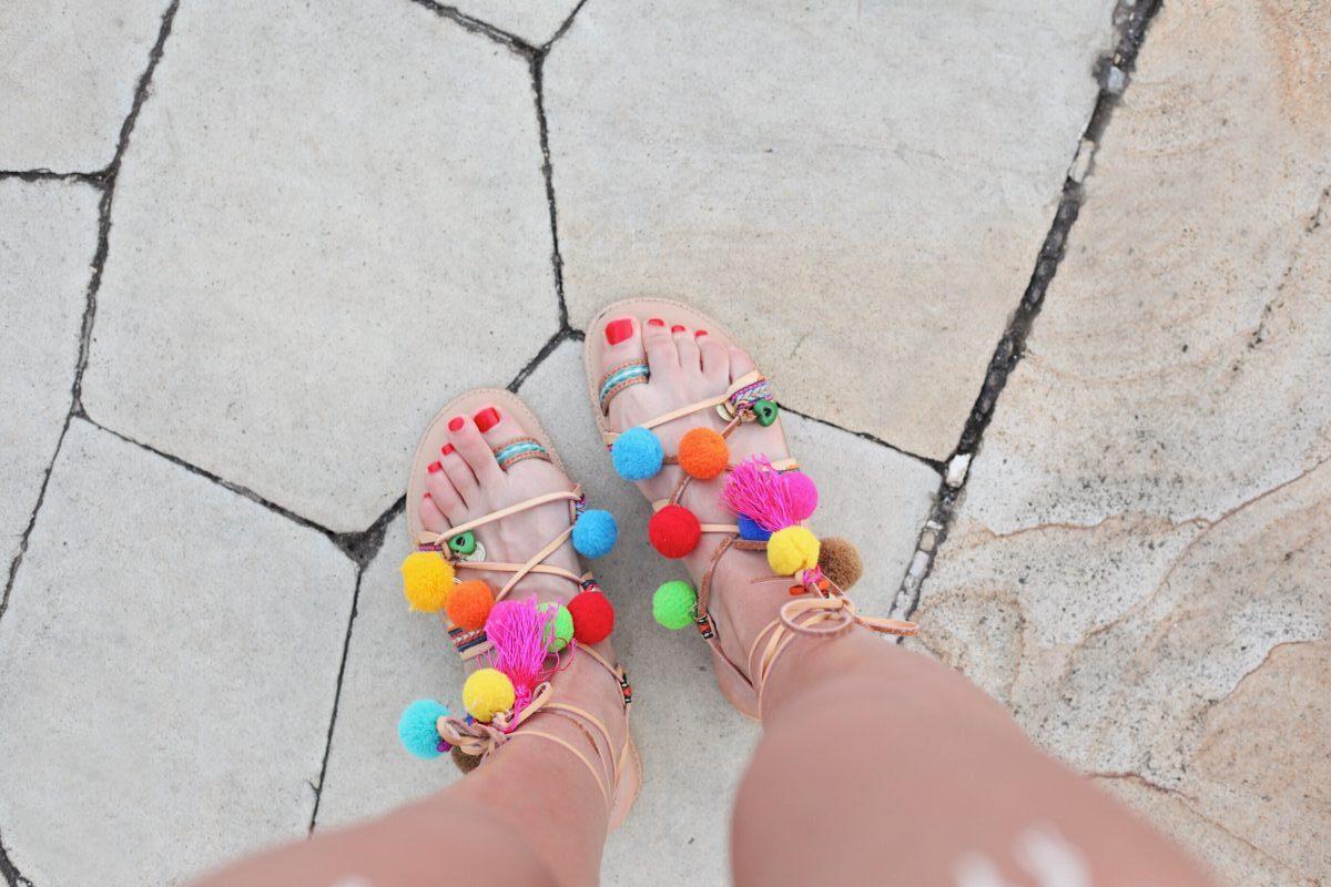 как да си избереш сандали