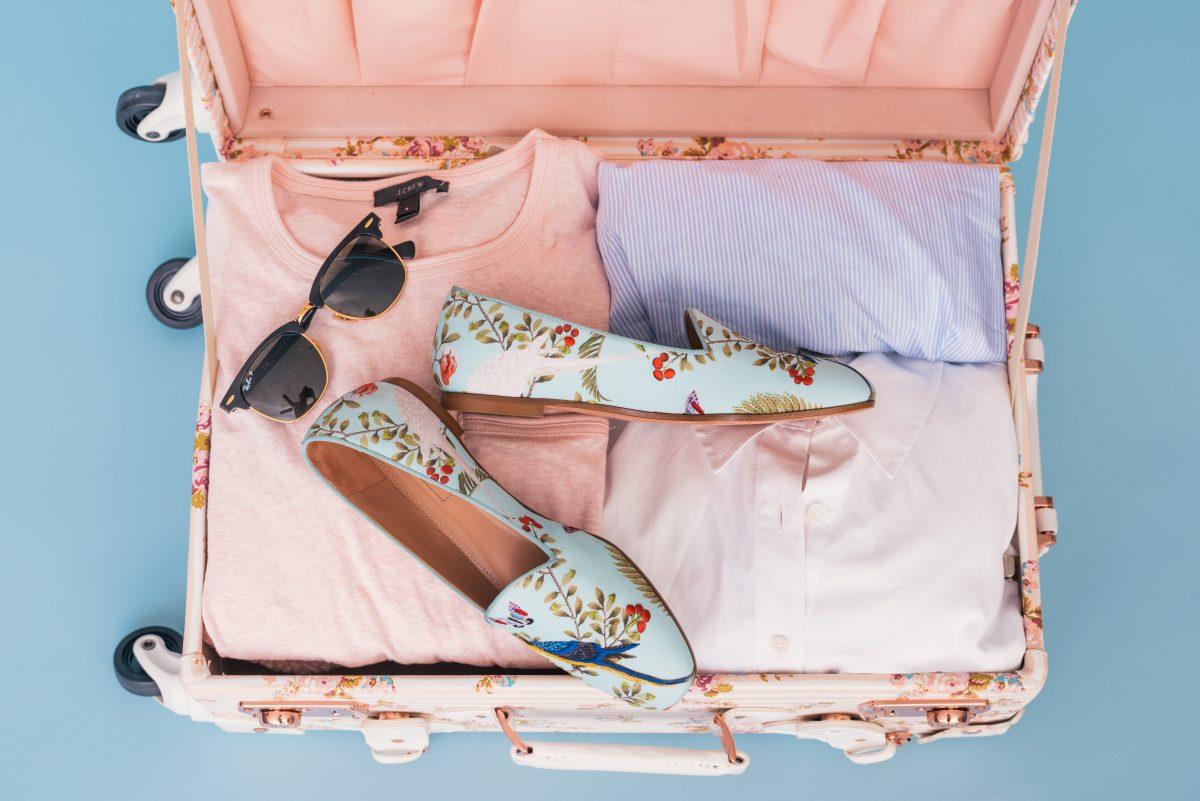 каккви дрехи да сложиш в твоя багаж