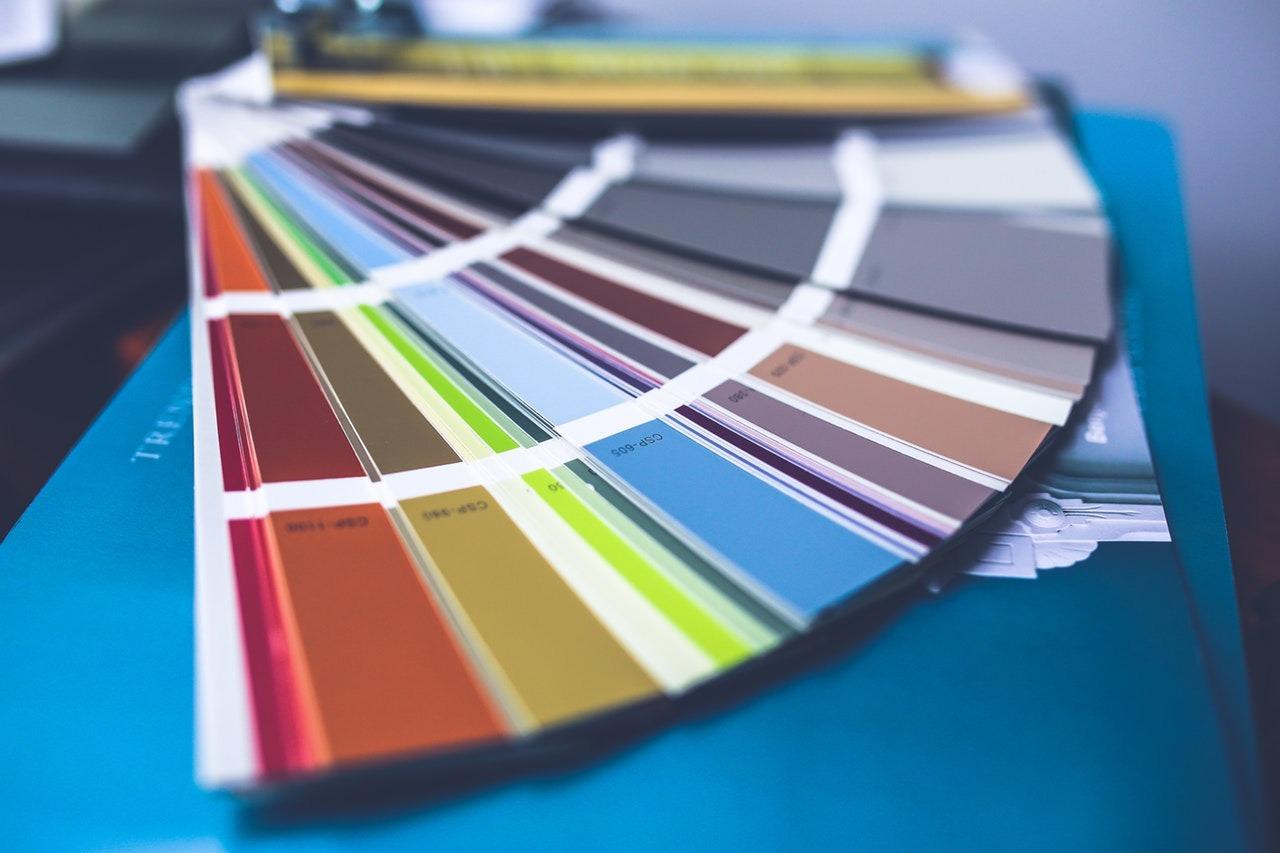 твоите цветове